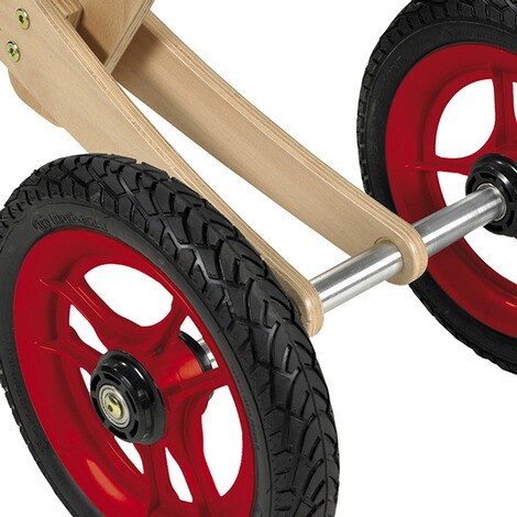 GEUTHER  Laufrad Bike aus Holz 2-in-1 2