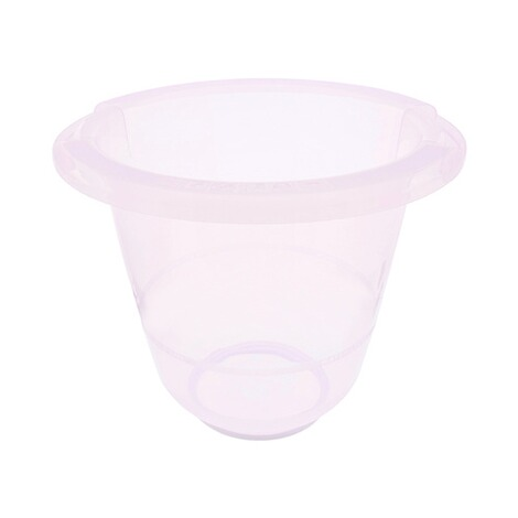 TUMMY TUB  Badeeimer Tummy Tub  pink 1