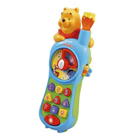 vtech baby musikspielzeug disney winnie puuh honigfon online kaufen baby walz. Black Bedroom Furniture Sets. Home Design Ideas