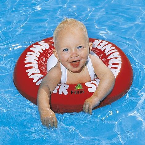 Freds Swim Academy 10110 4 Jahre Schwimmtrainer Classic 3 Monate bis ca