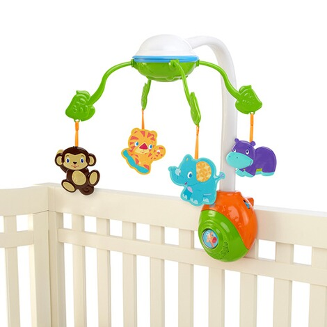 bright starts mobile traum online kaufen baby walz. Black Bedroom Furniture Sets. Home Design Ideas