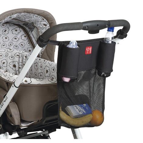 kaiser universal organizer f r kinderwagen und buggy online kaufen baby walz. Black Bedroom Furniture Sets. Home Design Ideas