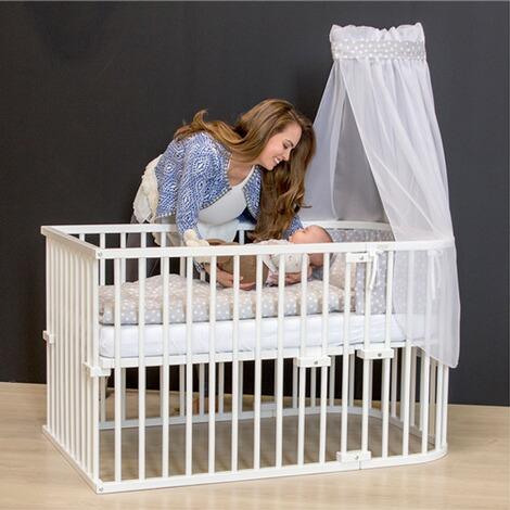 babybay umbausatz f r beistellbett maxi online kaufen baby walz. Black Bedroom Furniture Sets. Home Design Ideas