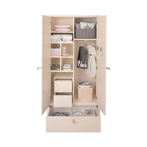 paidi kleiderschrank frida anton 2 t rig online kaufen baby walz. Black Bedroom Furniture Sets. Home Design Ideas