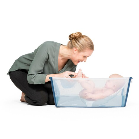 Stokke® FLEXIBATH Badewannensitz Newborn Support 6