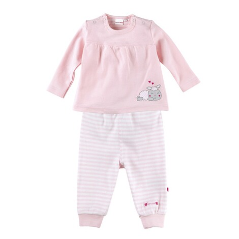 289110ce99 Bornino BASICS Schlafanzug lang online kaufen | baby-walz