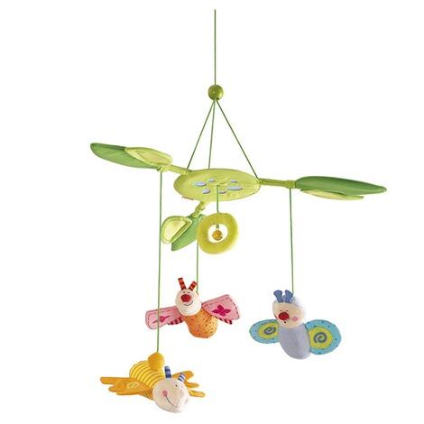 Haba Mobile Blütenfalter Online Kaufen Baby Walz