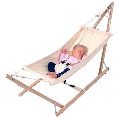 amazonas baby h ngematte koala mit holzgestell online kaufen baby walz. Black Bedroom Furniture Sets. Home Design Ideas