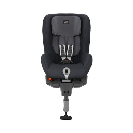 BRITAX RÖMER  Safefix Plus Kindersitz Design 2018  Storm Grey 2