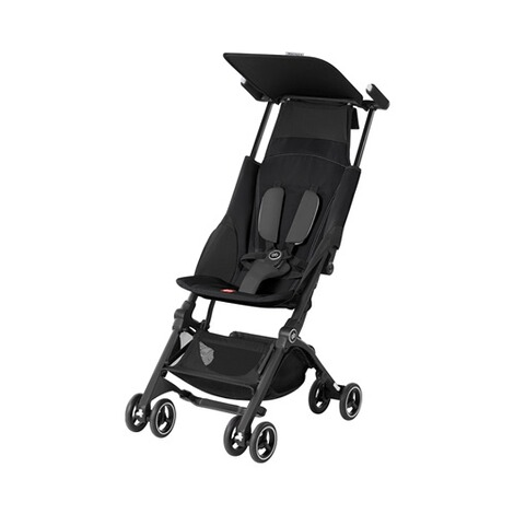 GB GOLD Pockit+ Buggy  Monument Black 1