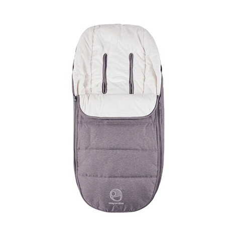 EASYWALKER HARVEY Fußsack  Steel Grey 1