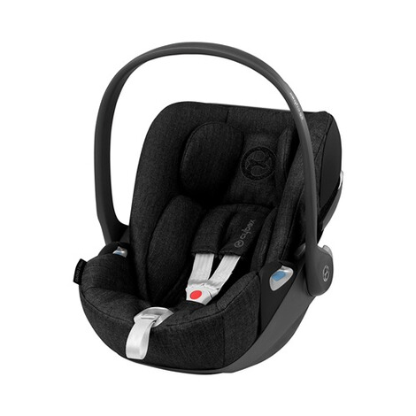 Cybex PLATINUM Cloud Z i-Size Plus Babyschale  stardust black 1