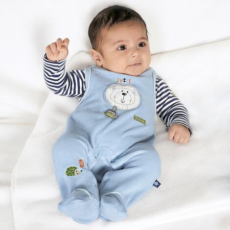 bornino bisous coucou strampler set nicki online kaufen baby walz. Black Bedroom Furniture Sets. Home Design Ideas