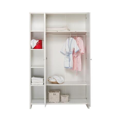 schardt 3 tlg babyzimmer eco stripe mit 2 t rigem. Black Bedroom Furniture Sets. Home Design Ideas
