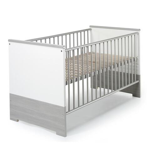 Schardt babybett eco silber 70x140 cm online kaufen baby - Schardt eco silber kinderzimmer ...