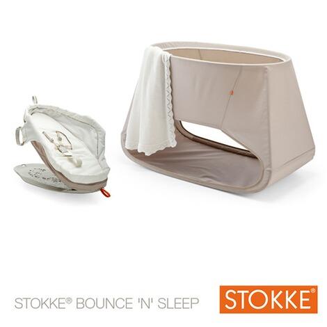 Stokke Bounce N Sleep Tagesbett Erweiterung Zur Babywippe
