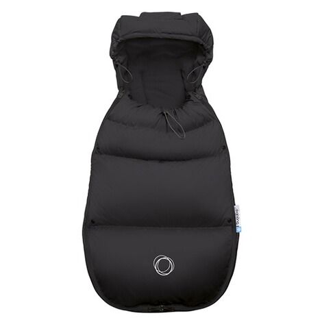 BUGABOO  Ganzjahres-Fußsack High Performance  Black 2