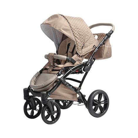 knorr baby voletto kombikinderwagen mit wickeltasche online kaufen baby walz. Black Bedroom Furniture Sets. Home Design Ideas