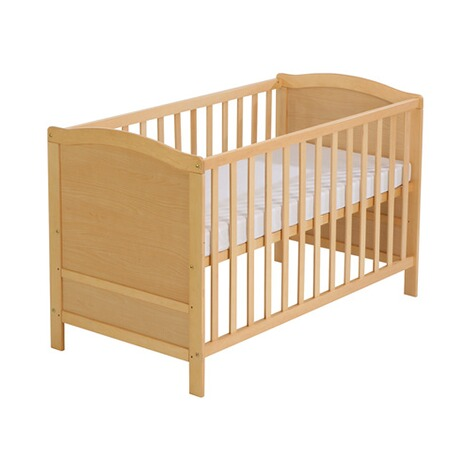 roba babybett 60x120 cm online kaufen baby walz. Black Bedroom Furniture Sets. Home Design Ideas