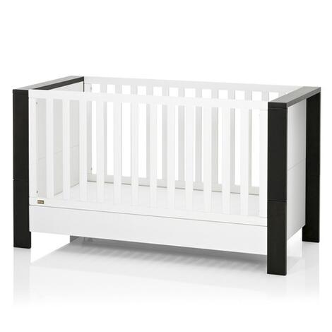 herlag babybett modern 70x140 cm online kaufen baby walz. Black Bedroom Furniture Sets. Home Design Ideas
