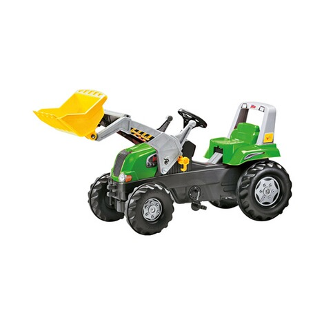 ROLLY TOYS®  RollyJunior RT mit Lader 1
