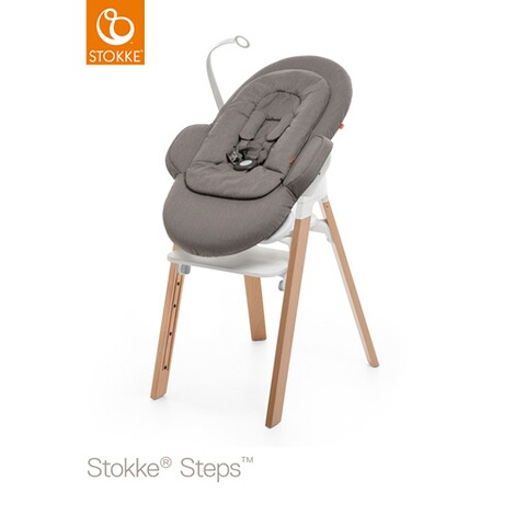 STOKKE® STEPS™ Babywippe Bouncer  grey 4