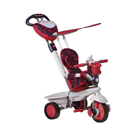 smarTrike  Dreirad Dream Touch Steering® 4-in-1  rot 1