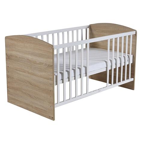 roba babybett lena 80x145 cm online kaufen baby walz. Black Bedroom Furniture Sets. Home Design Ideas