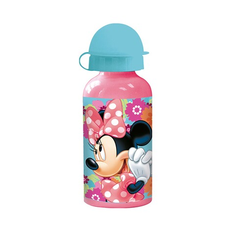 MINNIE MOUSE Alu-Trinkflasche 1