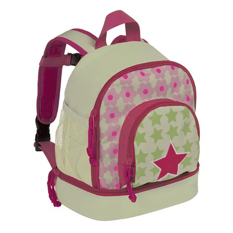 Lässig 4KIDS Kindergartenrucksack Mini Backpack Starlight magenta 1
