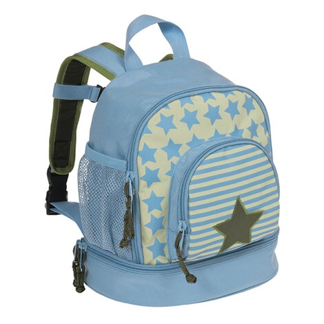 Lässig 4KIDS Kindergartenrucksack Mini Backpack Starlight 1