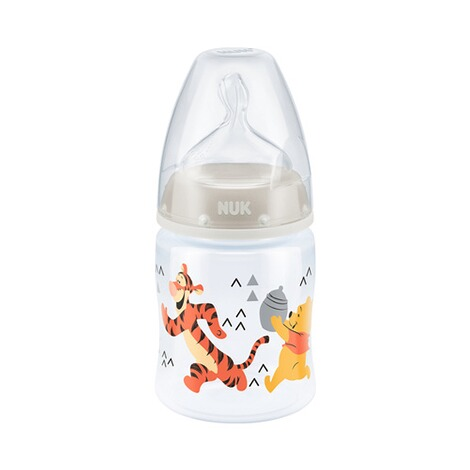 NUK DISNEY WINNIE PUUH 5-tlg. Flaschenset Fist Choice Plus 150-300 ml, Kunststoff, 0-6M  weiß 3