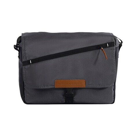 MUTSY EVO Wickeltasche  dark grey 1