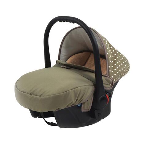 knorr baby voletto tupfen babyschale online kaufen baby walz. Black Bedroom Furniture Sets. Home Design Ideas