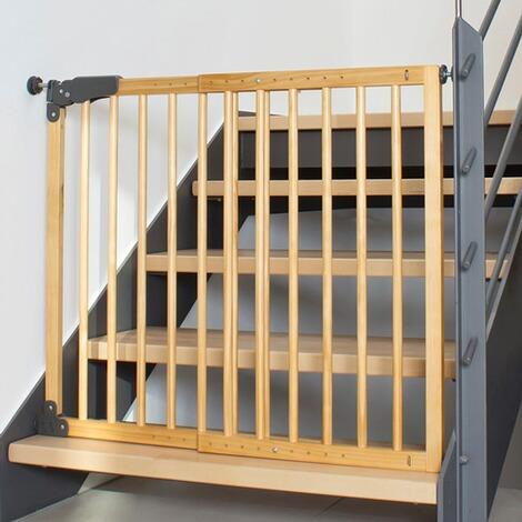 reer t r und treppenschutzgitter basic 75 104 5 cm online kaufen baby walz. Black Bedroom Furniture Sets. Home Design Ideas