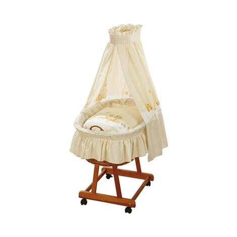 alvi stubenwagen mit ausstattung jola 70x40 cm online kaufen baby walz. Black Bedroom Furniture Sets. Home Design Ideas