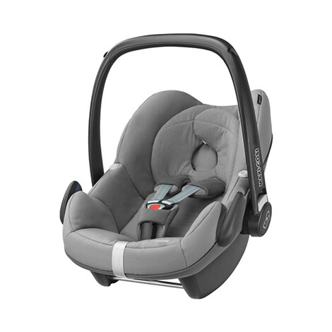 MAXI-COSI PEBBLE Babyschale  concrete grey 1