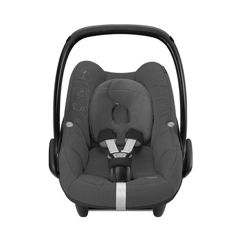 MAXI-COSI PEBBLE Babyschale  black raven 3