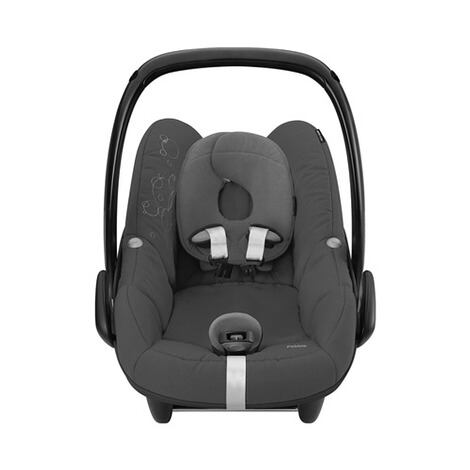 MAXI-COSI PEBBLE Babyschale  black raven 2