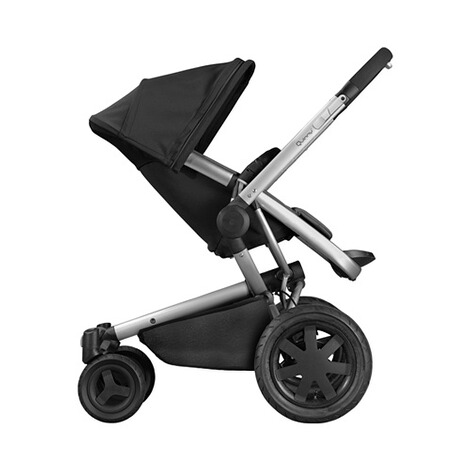 QUINNY  Buzz Xtra Sportwagen  rocking black 4