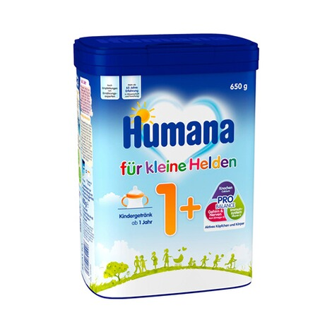 Humana  Kindermilch 1+ 650g 1