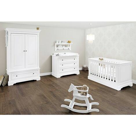 pinolino 3 tlg babyzimmer emilia online kaufen baby walz. Black Bedroom Furniture Sets. Home Design Ideas
