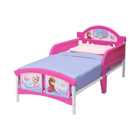 delta children disney frozen kinderbett 70x140 cm online kaufen baby walz. Black Bedroom Furniture Sets. Home Design Ideas