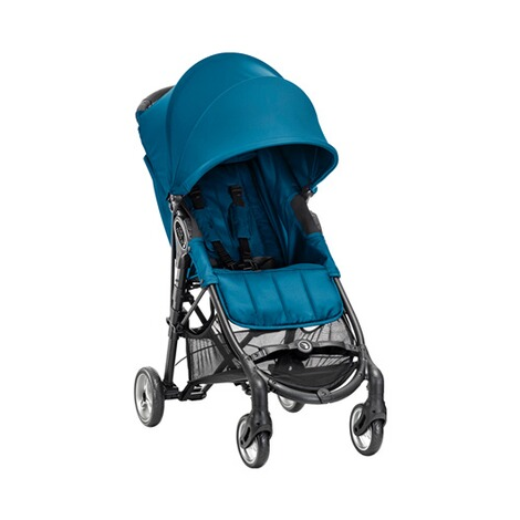 Baby Jogger  City Mini Zip Buggy mit Liegefunktion  teal 1