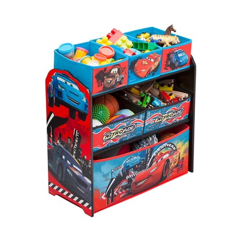 DELTA CHILDREN DISNEY CARS 6