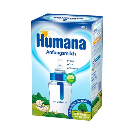 Humana  Anfangsmilch 1 700g 1