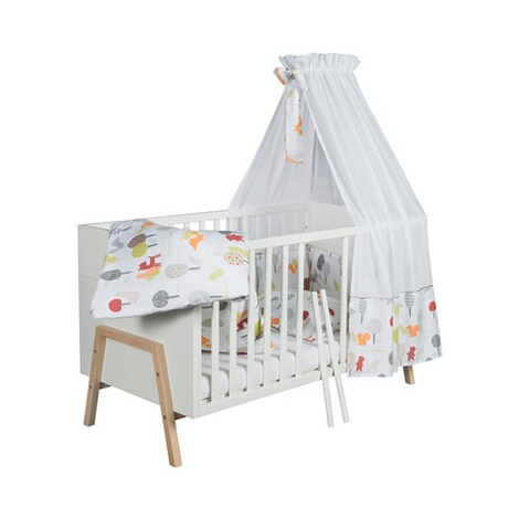 Schardt  Babybett Holly Nature 70x140 cm 1
