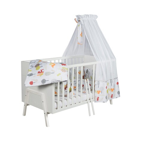 SchardtBabybett Holly White 70x140 cm 1