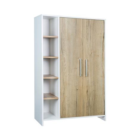 SCHARDT 3-tlg. Babyzimmer Eco Plus mit 2-türigem Kleiderschrank ...