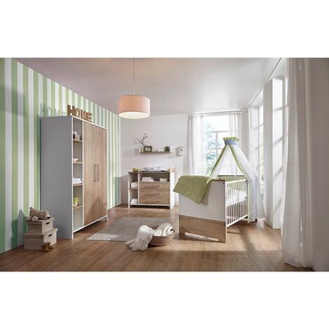 Schardt 3 tlg babyzimmer eco plus mit 3 t rigem - Exklusive babyzimmer ...